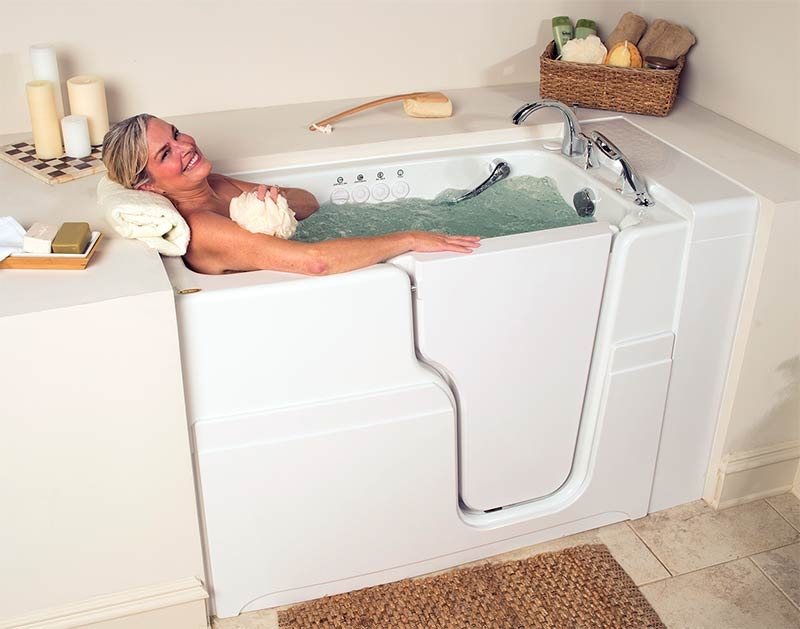 3 Amazing Benefits Of Installing A Walk In Tub At Home